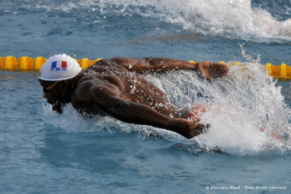Open de France de natation de Vichy 2015- Medhi Metella